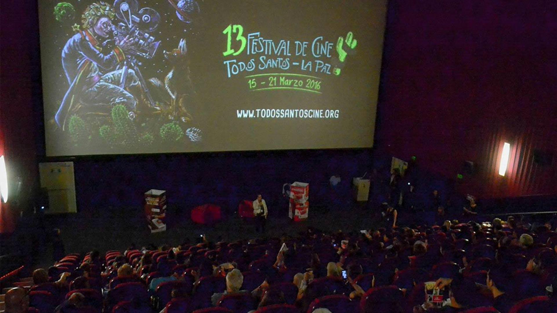 El Festival de Cine Todos Santos