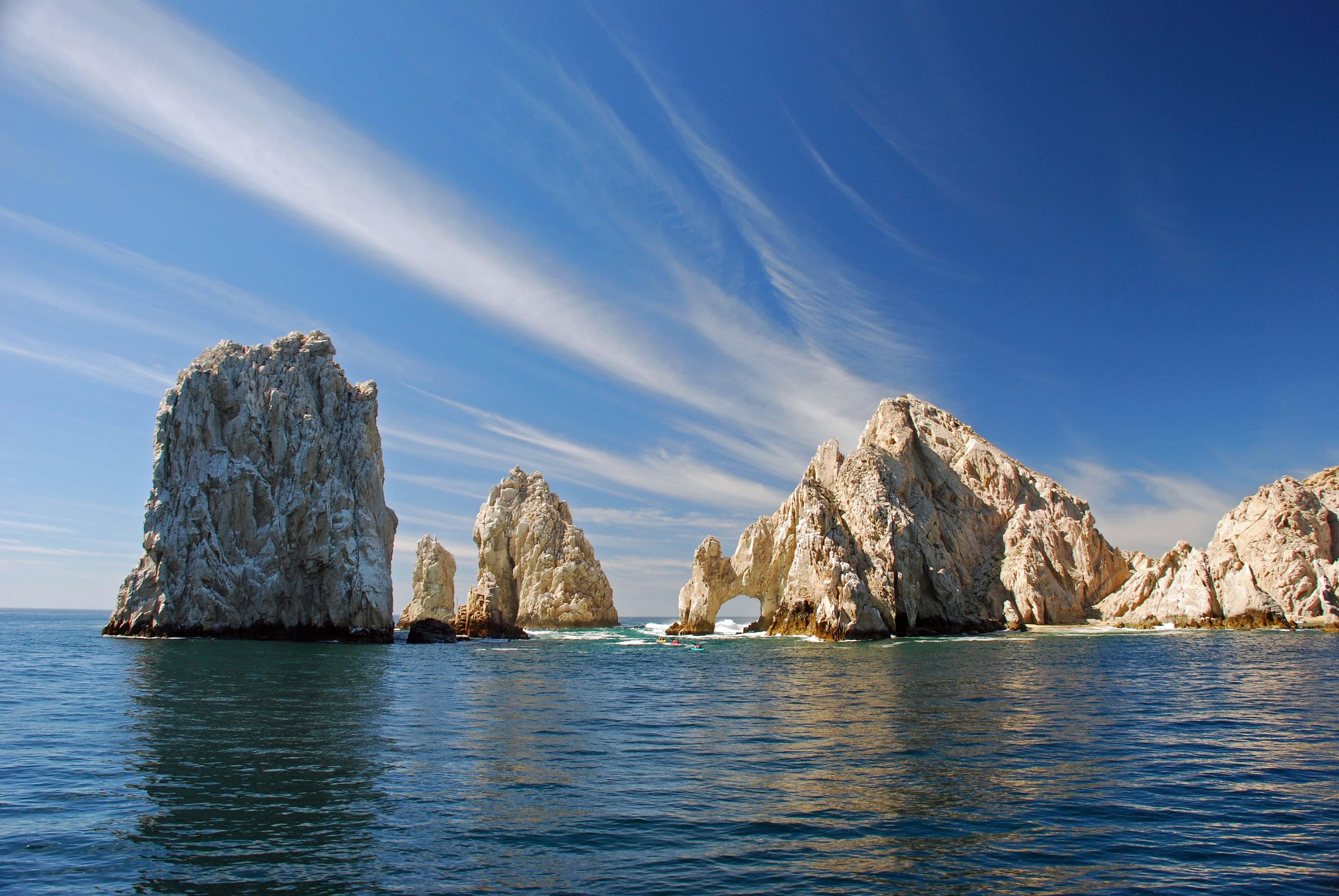 Razones para visitar Los Cabos